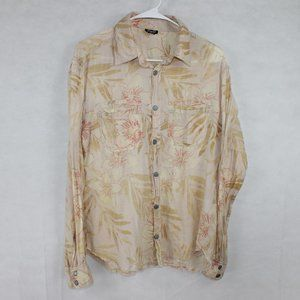 Dolce & Gabbana Women's Large Button Up Blouse
